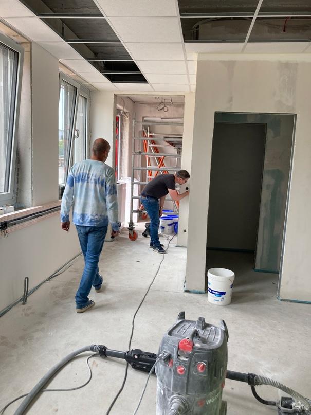 Rohbau Projekt Vermittlung Peter Winterberg