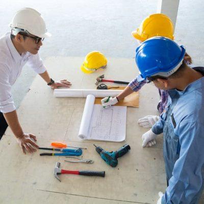 Maintenance Planung & Organisation Logistik & Transport Design & Build
